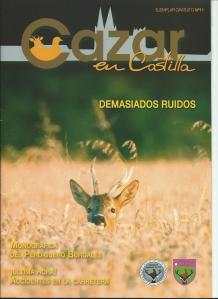Tenemos la revista gratuita de la Federación Burgalesa de Caza en la oficina del coto de caza del Valle de Mena