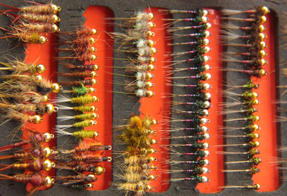 Técnicas, bajos de línea y moscas para la pesca con ninfa (4/4)
