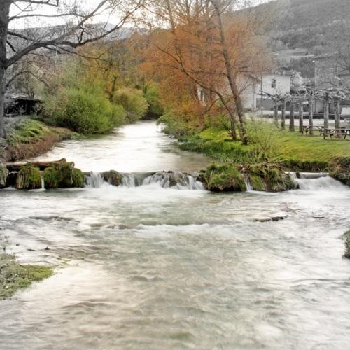 Coto de pesca Valle de Mena