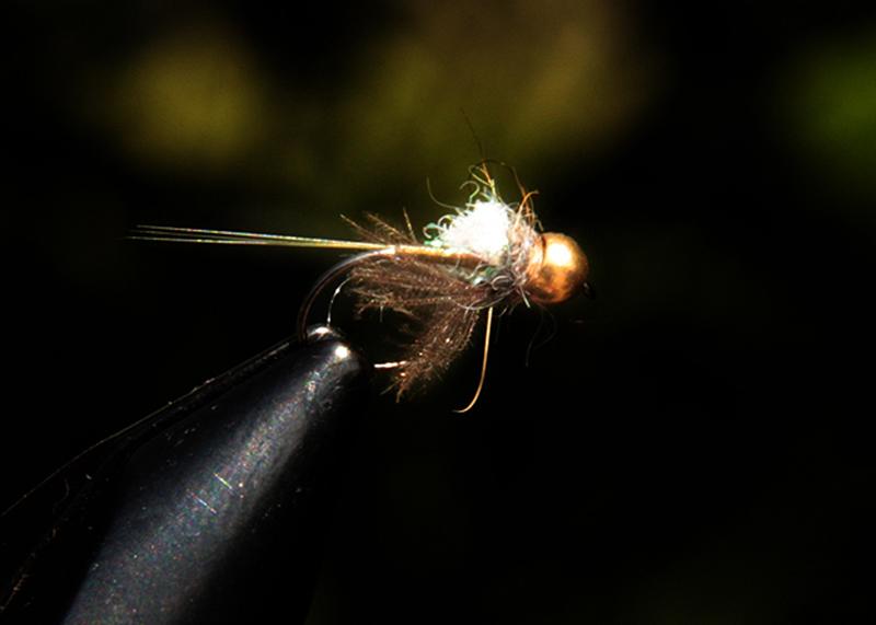 Montaje de moscas para la pesca de truchas (6/6)
