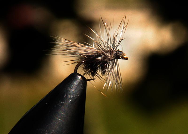 Montaje de moscas para la pesca de truchas (5/6)