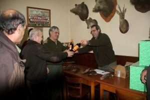 Campeonato de Sorda del Club de Caza y Pesca del Valle de Mena