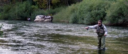 Sorteo cotos de pesca Castilla y León 2014
